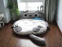 Totoro cartoon mattress tatami totoro mattress unpick and wash