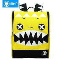 Child school bag mr.p ii primary school students school bag slimming backpack female lightweight backpack male 1 - 3 - 6