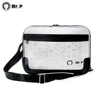 Mr . pstreet fashion shoulder bag messenger bag casual messenger bag man bag sports bag