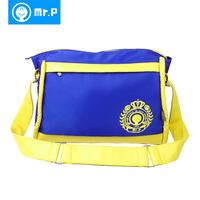 Mr . poct shoulder bag male british style fashion messenger bag fashion messenger bag large capacity female bags