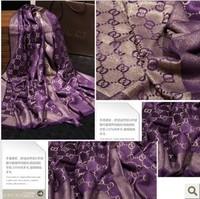 2014 new winter fashion Long silk cashmere wool scarf shawl women