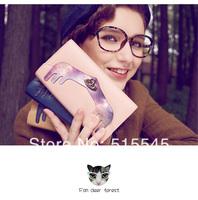 Vampish 2014 vintage fashion elk long design womens wallet day clutch