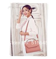 Womens handbag casual fashion PU shaping bag trend woman messenger bag