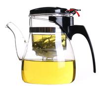 Elegant cup tea pot glass tea set tea cup delicate cup tea pot