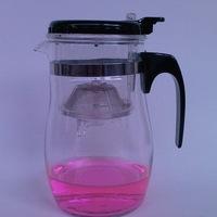 750ml drum taper delicate cup elegant cup heat resistant glass cup tea cup teapot pc liner