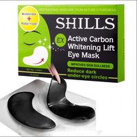 Details about Shills Active Carbon Whitening Lift Eye Mask 10 Pairs - Reduce Dark Circles