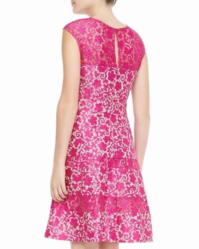 Short Lace Shift Dresses