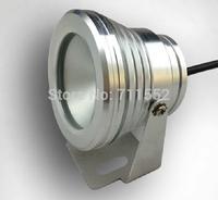 2pcs/lot 10w LED Underwater light white / warm white AC/DC12V Waterproof IP68 led Outdoor light Car lights
