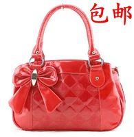 2013 handbag red bridal bridesmaid package bag messenger bag wedding bag women's handbag