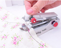 Manual portable small pocket-size sewing machine, mini and practical + Free shipping