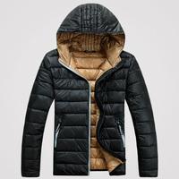 New Arrival Winter Warm Super Light Down Jacket Man High Quality Down Coat Winterwear 90% White Duck Down