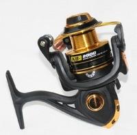 German Technology 12BB Metal Spinning Fishing Reel 2000 Series For Shimano Feeder Fishing  Free Shipping