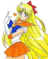 [ Custom Made ] Fashion Sailor Moon Cosplay Costume Minako Aino 1st original version cos Sailor Venus women clothes