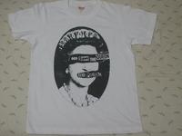 2014 New Sex pistols t-shirt shirt punk sid vicious screen printing