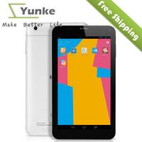 """MTK8312 Dual Core 7"""" Cube U51GTS Talk7XS / U51GTW Talk7X 3G Phone Call Tablet PC Android 4.2 IPS1024*600 Dual Camera 4G GPS BT"""