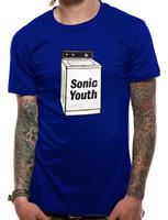 2014 New Sonic youth band t-shirt t shirt washing machine