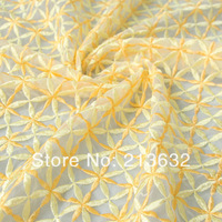 D po66 The new fashion organza embroidered fabric spot wholesale fashion home textile embroidery cloth electronic 2014 new