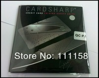 1000PCS/Lot,Free Shipping Cardsharp Wallet Folding Knife Credit Card Knife With Retail Package