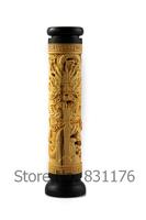 Mahogany crafts enboy wood Dragon incense stick  holder