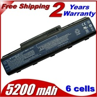 5200mah Laptop battery For Acer Aspire 2930 4710 4720 4310 4530 4920 4930 AS07A52 AS07A71 AS07A72 MS2219 MS2220