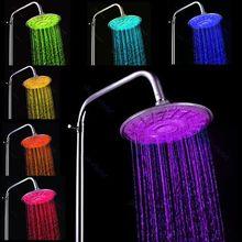 led rain shower promotion
