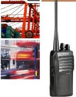 16 channel VHF-5W / UHF-4W professional walkie talkie HYT Handheld TC-600 two way Talkie 1250mAh Li-ion Battery