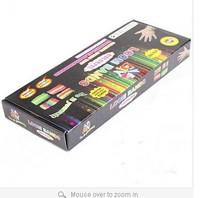 FedEx shipping 10set/lot 2013 rubber bands loom kit loom bands DIY bracelets Christmas gift present