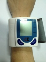 Free shipping wholesale by DHL New 100% Grarantee  Upper Arm Digital Automatic Electronic Wrist Blood Pressure Monitor Meter