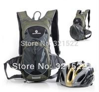 Free shipping Bicycle Backpack Bike rucksacks Packsack Road cycling bag Knapsack Riding running Sport Backpack Ride pack 15L