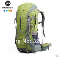 Free shipping Outdoor sport bag Outdoor mountaineering bag outdoor backpack large capacity outdoor hiking backpack 50L 60L