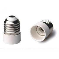 2X New E27 E14 Converter LED Halogen CFL Base Light Lamp Bulbs Extend Adapter