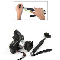 Gopro Accessories Aluminium Handheld Monopod With Tripod Mount Adapter For Go pro HD Hero 1 2 3 Camera Equipment Free shipping
