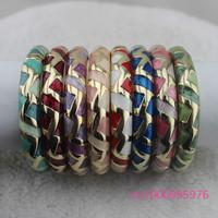 Free shipping! lots10pcs New Fashion Cloisonne Enamel Bracelet