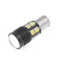 BA15S 1156 13 White 5050 SMD LED Tail Turn Signal Reverse Light Bulb 11W for Car