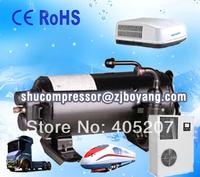 R410a compresor rotativo horizontal roof mounted air-conditioner compressor for RV caravan bench air conditioner