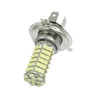 Car H4 102 1210 SMD LED White Fog Parking Head Light Lamp Bulb 12V