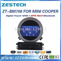 ZESTECH car gps navigation for bmw mini cooper with car headunit stereo gps radio dvd