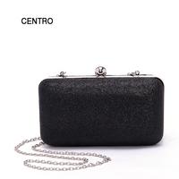 2014 Black bling evening bag day clutch women's shoulder bag messenger bag 300g gorgeous  Free shipping