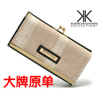 2014 Kk women's wallet handle bag card holder day clutch fashion wallet card case  Free shipping