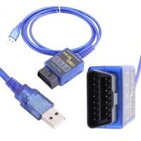 Vgate ELM 327 ELM327 v1. 5 OBD2 OBD-II USB Car Diagnostic Scanner Adapter with CD Software  #A3006015