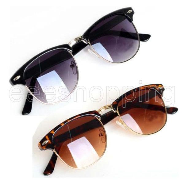 most popular eyeglasses l96k  B-S307 NEW 2015 1PC Unisex HOT Sales Most Popular Classic Retro Avaitor  Golden Mirrored Sunglasses All Match Glasses Womens 2015