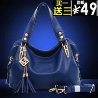 Women's handbag 2014 bag fashion women's bag fashion shoulder bag medium-large portable messenger bag