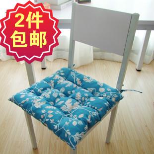 100% cotton canvas thickening cushion mat dining chair cushion piaochuang pad bread pad(China (Mainland))