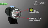 INTON 1000 lumens Bike Light Front Cree XM-L2 T6 Led Bulb Cycle Light Free Shpping