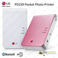 LG Pocket Photo Printer Android IOS PD239 NFC Bluetooth Mobile Zink Printing