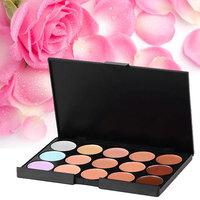 15 Color Concealer Palette Professional Facial Care Camouflage Makeup Paleta de Corretivo