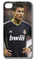 1PC  Cristiano Ronaldo  Hard Back Cover Case for Iphone 4 4S 5 5S 5C Free Shipping 005
