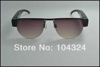 Free Shipping 2014 new Fashion 1920Sunglasses Hidden Camera Portable Glasses Camera DVR
