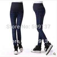 Spring, Autumn Maternity Clothes Pregnant Women Slim Pencil Jeans WJ98
