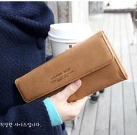 Women's wallet 2014 vintage multi card holder long design wallet fashion brief wallet